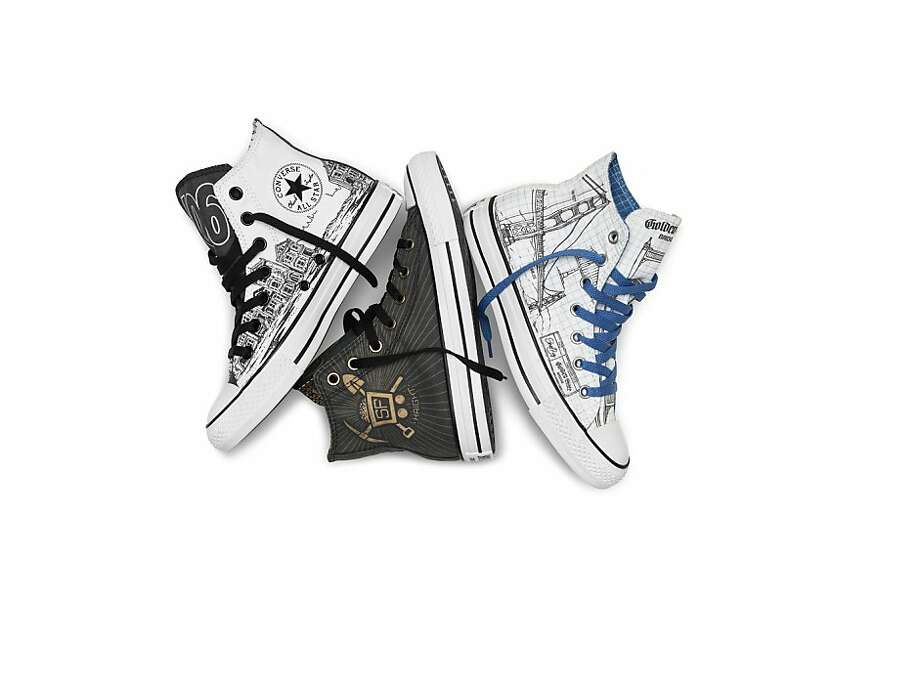 a524ac6c6f78 Converse has teamed up with ShoeBiz in another collaboration -- the Chuck  Taylor All Star