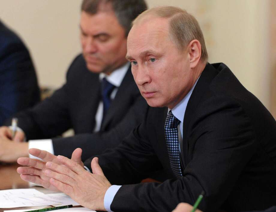 Russia and the U.S. have clashed in the UN Security Council since the early days of the conflict. Both nations hold veto power.However, Russian President Vladimir Putin and his country have offered a potential solution that might prevent international military involvement and stave off a wider conflict. Under the plan, Syria would allow monitoring of its chemical weapon stockpile. Syria has agreed to the plan, but it is unknown if the plan would actually prevent future uses of sarin or other gasses against the Syrian people by its government.  Photo: RIA-Novosti, Mikhail Klimentyev, Presidential Press Service