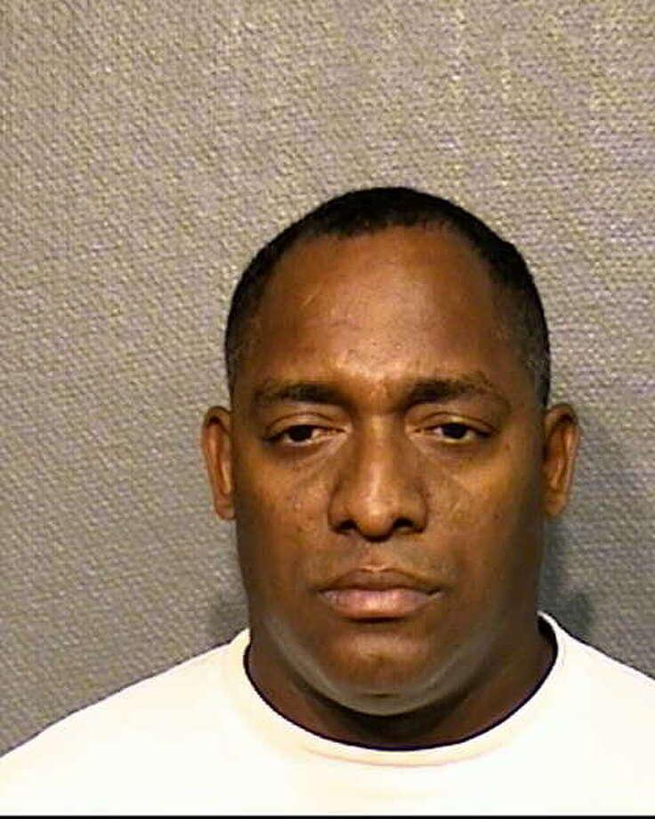 Suspect Donal Huntsberry (HPD)