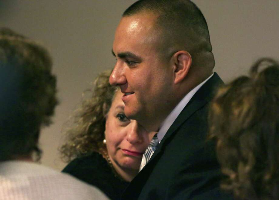 Anthony Alavarado III was acquitted of the most serious charges. Jurors are to discuss the final charge today. Photo: Bob Owen, San Antonio Express-News