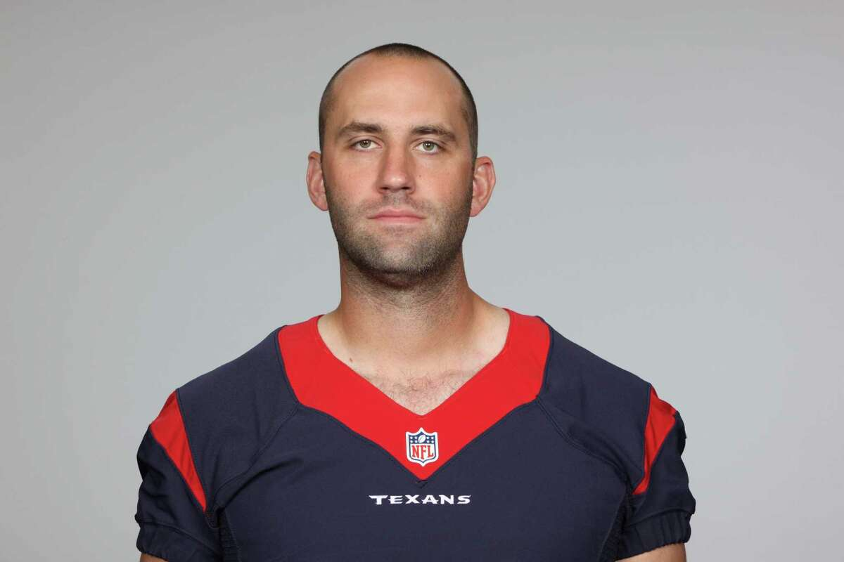 This is a 2013 photo of Matt Schaub of the Houston Texans NFL football team. This image reflects the Houston Texans active roster as of Thursday, June 20, 2013 when this image was taken. (AP Photo)