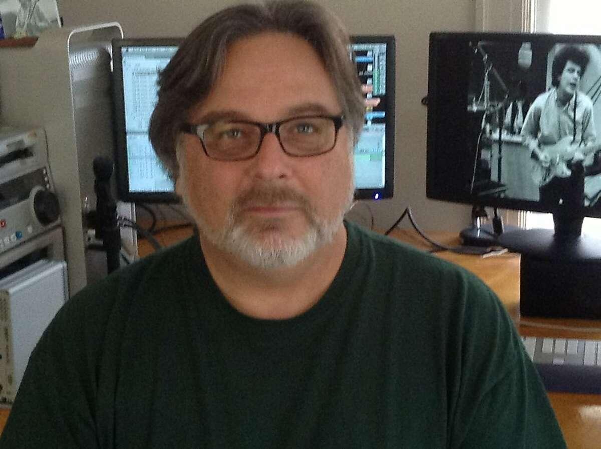 Filmmaker Bob Sarles'