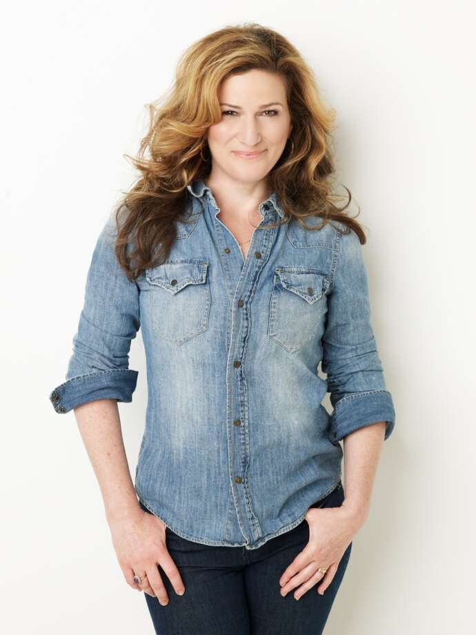 Ana Gasteyer Photo: Contributed: Andrew Parsons