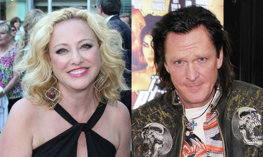 Somewhat famous: Michael Madsen. 