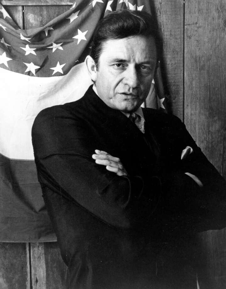 Johnny Cash, 1969 Photo: AP / AP