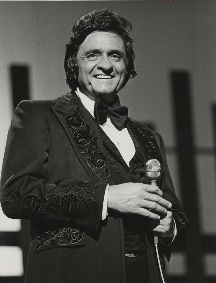 "Johnny Cash sings both old favorites and new songs on his hour-long musical special, ""Johnny Cash:  Spring Fever,"" 1978. Photo: CBS C / handout"