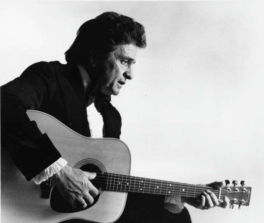 Johnny Cash, 1977. Photo: AP / AP