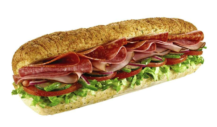 Subway's garlic bread is available on any sandwich.