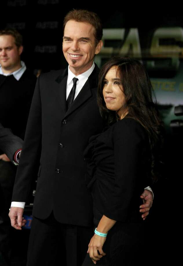 """Actor Billy Bob Thornton arrives at the premiere of """"Faster"""" at the Grauman's Chinese Theater in Hollywood, California, on november 22, 2010. AFP PHOTO / VALERIE MACON (Photo credit should read VALERIE MACON/AFP/Getty Images) Photo: VALERIE MACON, Stringer / AFP"""
