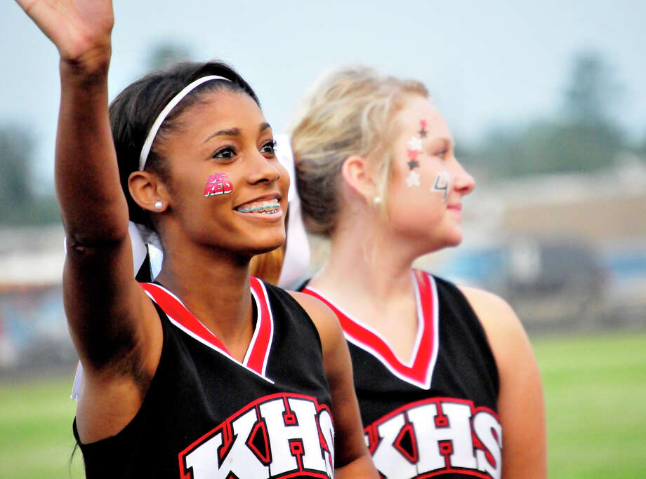 Kountze's match up with Hull-Daisetta at the Lion's stadium Sept. 6. Photo by Cassie Smith Photo: Cassie Smith