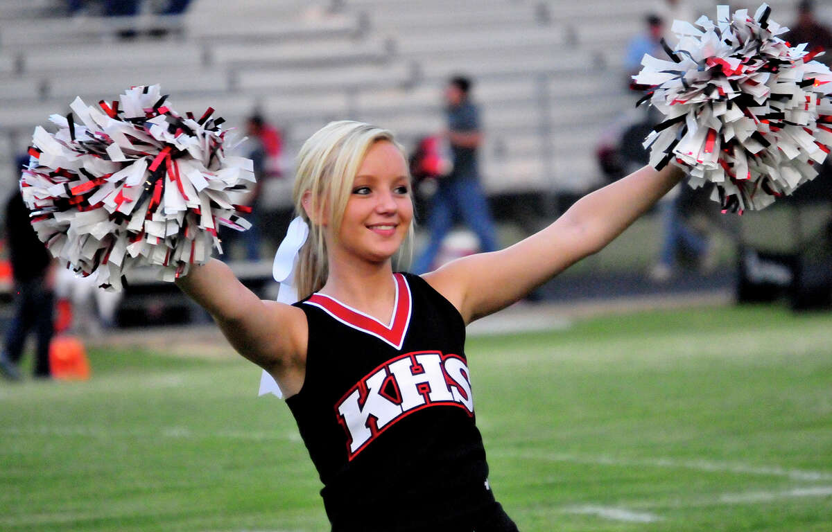 Kountze's match up with Hull-Daisetta at the Lion's stadium Sept. 6. Photo by Cassie Smith