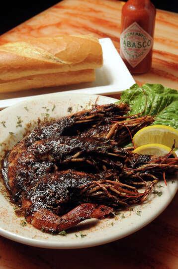 63. Cajun Kitchen  Cuisine: Vietnamese Dish: New Orleans Shrimp  Entree price ra