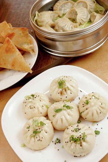 87. Fu Fu Cafe Cuisine: Chinese Dish: pan fried pork bun Entree price range: $