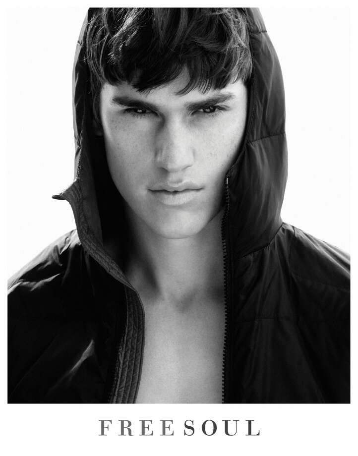 Noel Kirven-Dows, 19, from Santa Cruz (FreeSoul; Givenchy) Photo: Free Soul Shot By Tu Tsai, JE Model Management