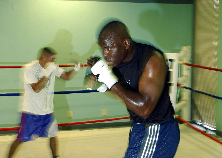 Super heavyweight Richard Odoms is on the fight card. Photo: Express-News File Photo
