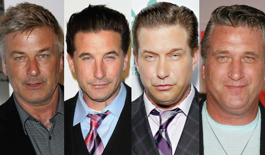 Famous:Alec Baldwin.  Famous for `Glengarry Glen Ross,' `The Cooler,' `Blue Jasmine' and `30 Rock.'  Less famous: William Baldwin.  Less famous for `Internal Affairs,' `Flatliners,' `Backdraft' and `The Squid and the Whale.'   Lesser famous: Stephen Baldwin.  Lesser famous for `The Usual Suspect,' `Bio-Dome' and a religious conversion.   Least famous: Daniel Baldwin.  Least famous for drug problems and appearances on celebrity reality shows such as `I'm a Celebrity, Get Me Out of Here!,' `Celebrity Rehab With Dr. Drew,' `Celebrity Fit Club' and `Celebrity Blackjack.' Photo: Getty Images