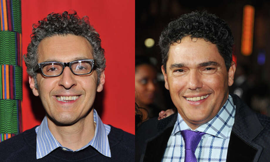 Famous: John Turturro.  Famous for his work in the Coen brothers' `Barton Fink,' `The Big Lebowski' and `O Brother, Where Art Thou?'  Less famous: Nicholas Turturro.  Less famous for `NYPD Blue' and `I Now Pronounce You Chuck & Larry.' Photo: Getty Images