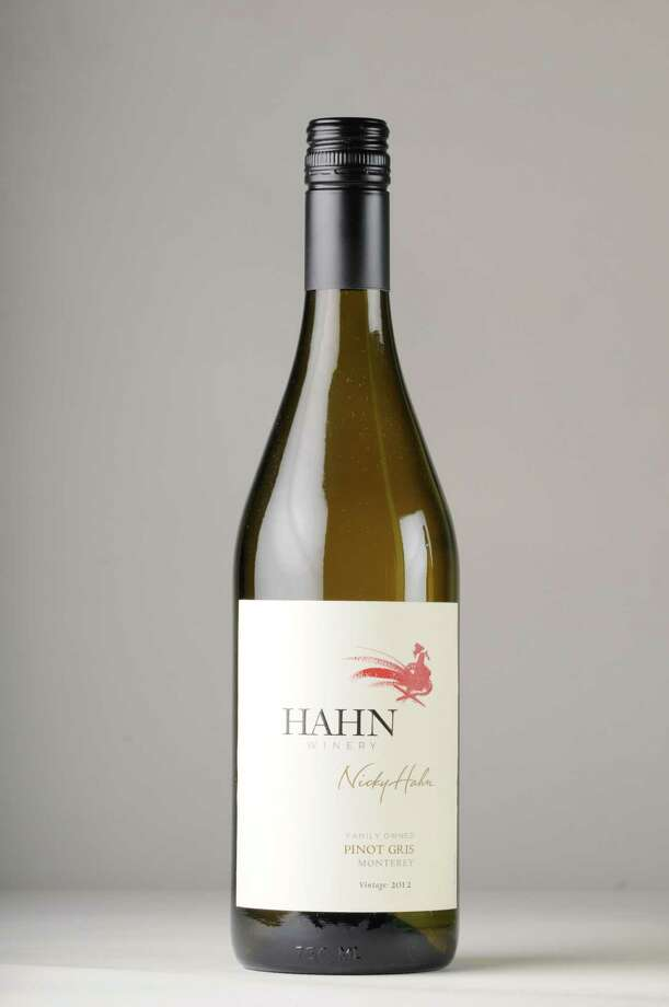 Hahn Winery 2012 Pinot Gris Wednesday, July 10, 2013. (Will Waldron/Times Union)