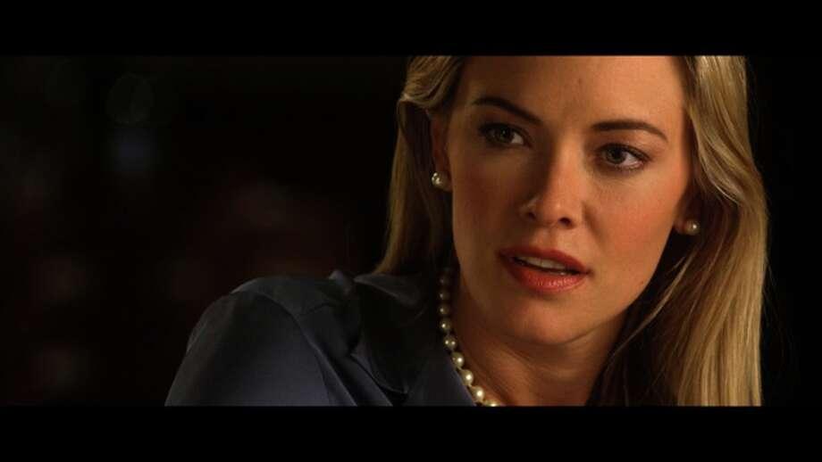 "Kristanna Loken in a scene from ""Fighting for Freedom"" (Loken Mann Productions)"