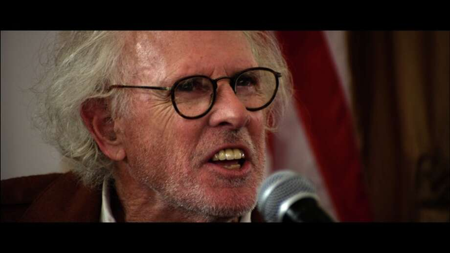 "Bruce Dern in a scene from ""Fighting for Freedom"" (Loken Mann Productions)"