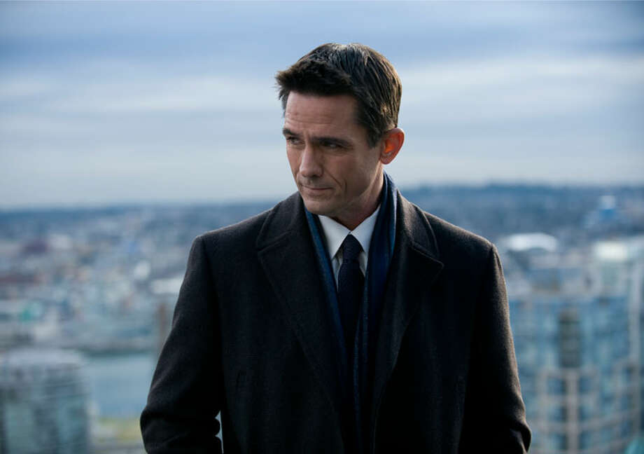 Does that look like Seattle? Darren Richmond (Billy Campbell) in Episode 4. Photo: Chris Large