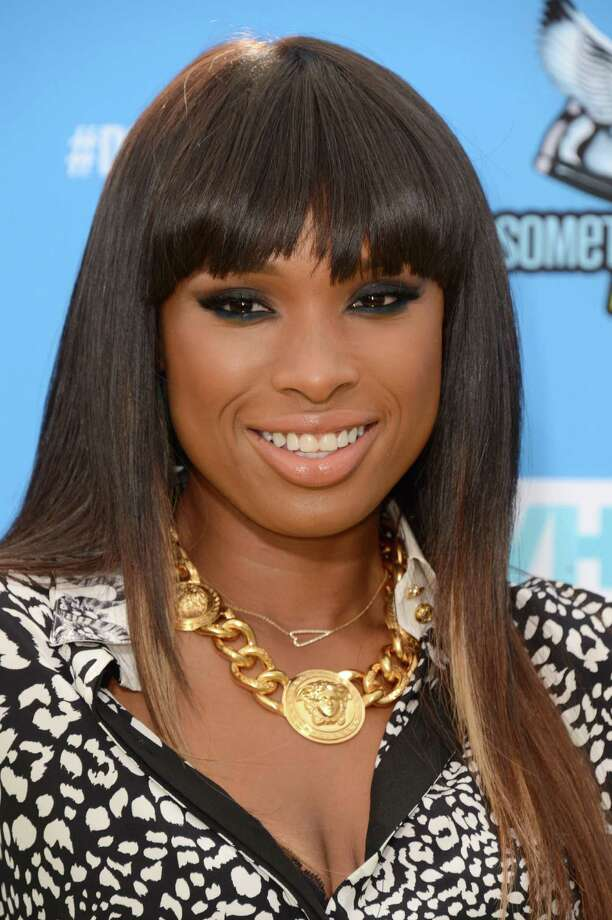 Jennifer Hudson arrives at the Do Something Awards at the Avalon on Wednesday, July 31, 2013, in Los Angeles. (Photo by Jordan Strauss/Invision/AP) ORG XMIT: CAPM119 Photo: Jordan Strauss / Invision