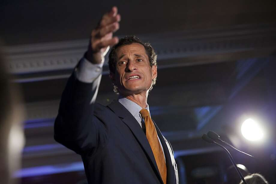 Disgraced US Rep. Anthony Weiner to face criminal charges in sexting case