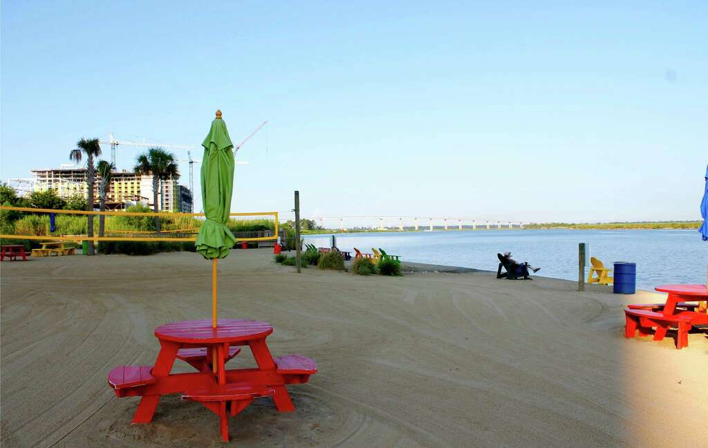 From The New Beach At Touloulou S L Auberge Resort Lake Charles La