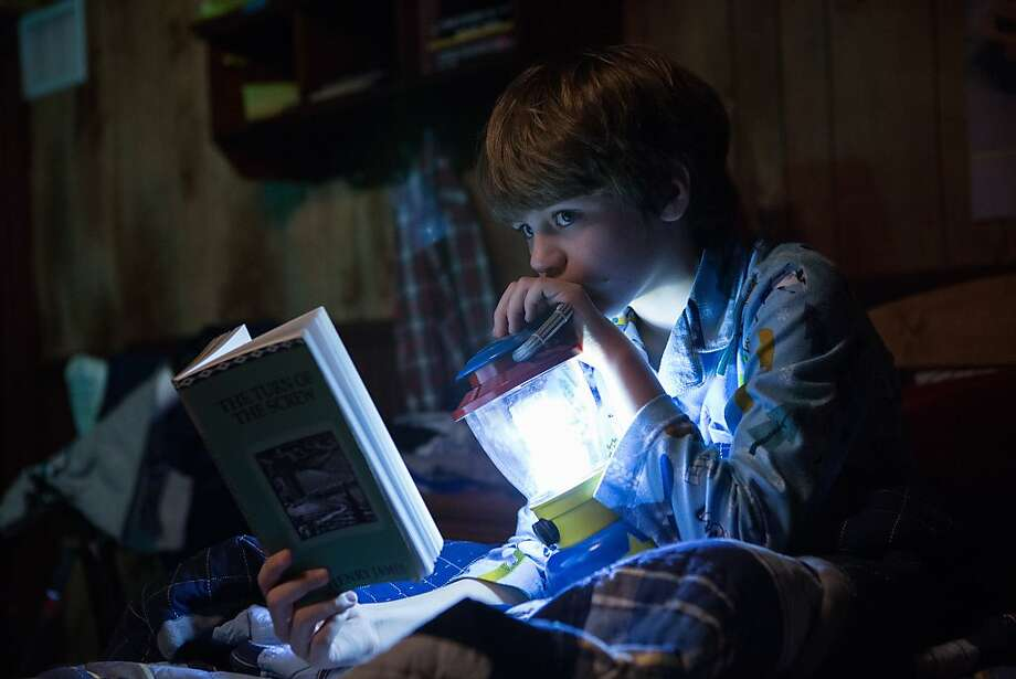 """Dalton (Ty Simpkins) and his family are tied to the spirit world in """"Insidious: Chapter 2."""" Photo: Matt Kennedy, FilmDistrict"""