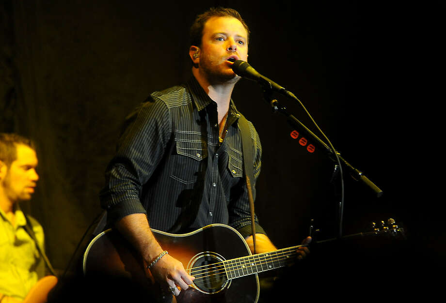 Wade Bowen will perform on Friday at Floore's. Photo: Tammy McKinley /