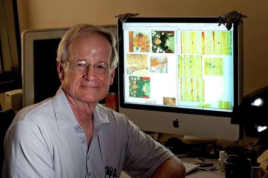 Rice University Prof. Don Johnson (Jeff Fitlow / Rice University) Photo: Rice University