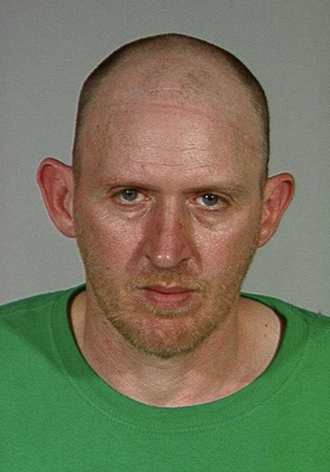 Child rapist Jeffery Johannes Evenson, pictured in a King County Sheriff's Office photo.