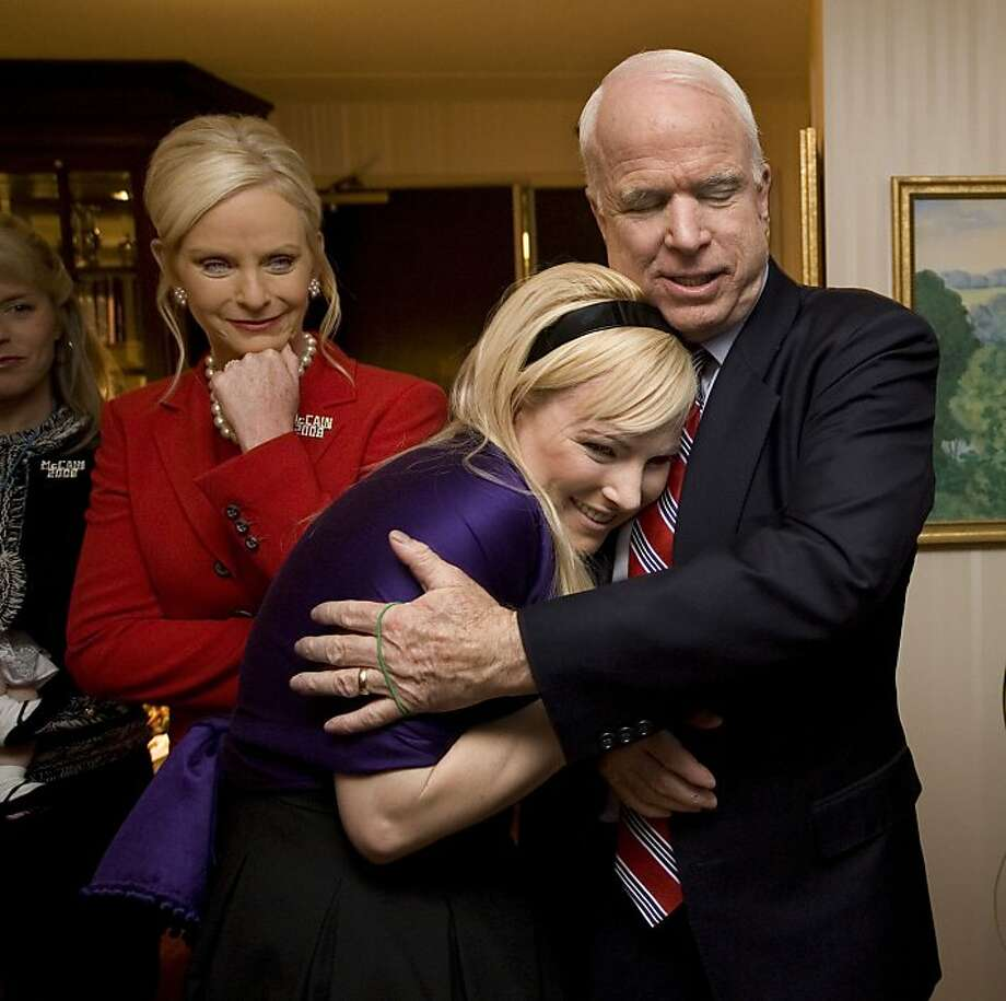 Meghan McCain's Talk Show On Pivot