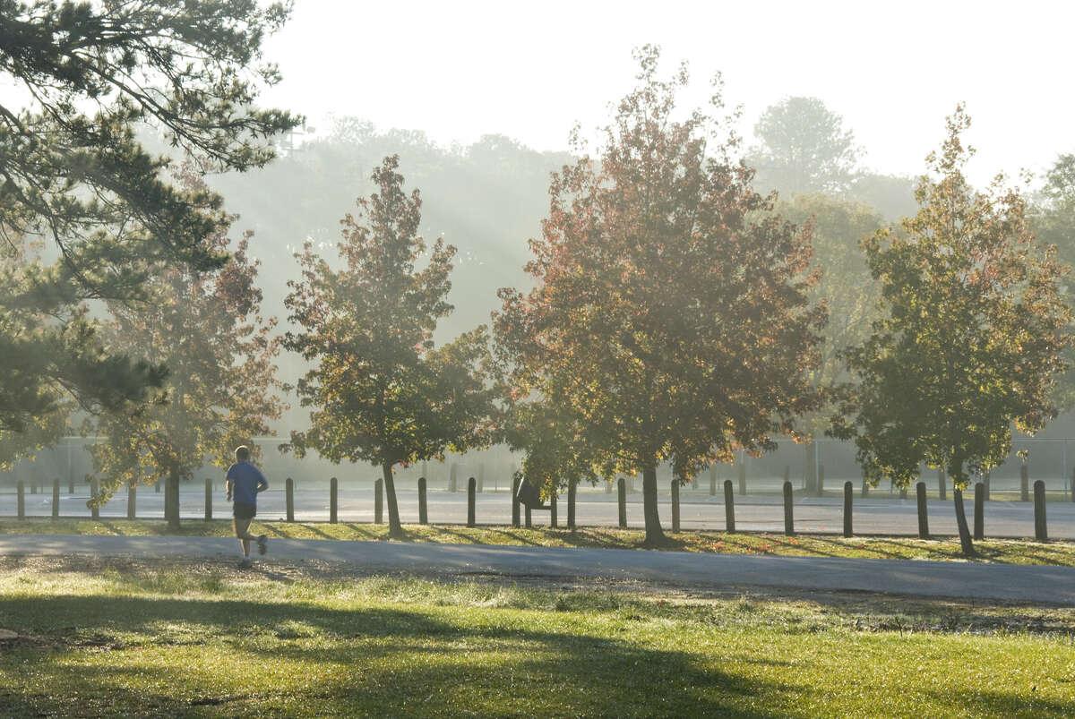 Memorial Park in Houston