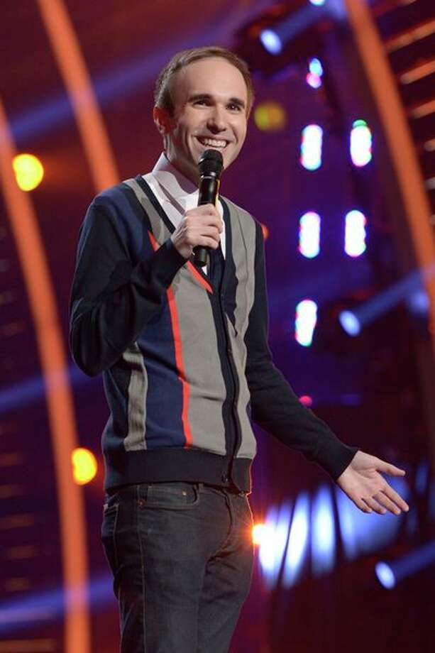 AMERICA'S GOT TALENT -- Episode 816 -- Pictured: Taylor Williamson -- (Photo by: Virginia Sherwood/NBC) Photo: NBC, Virginia Sherwood/NBC / 2013 NBCUniversal Media, LLC