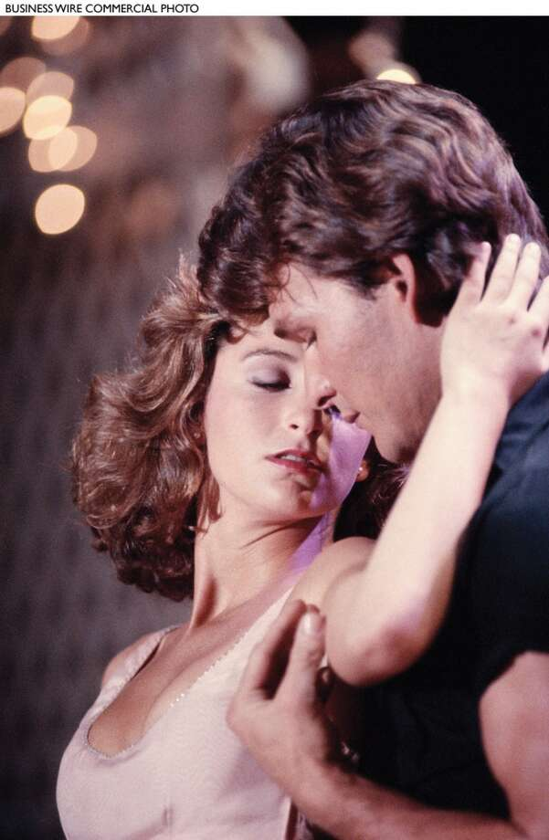 "Jennifer Grey and Patrick Swayze star in ""Dirty Dancing."" (Photo courtesy of Lionsgate Home Entertainment.) Photo: BUSINESS WIRE"