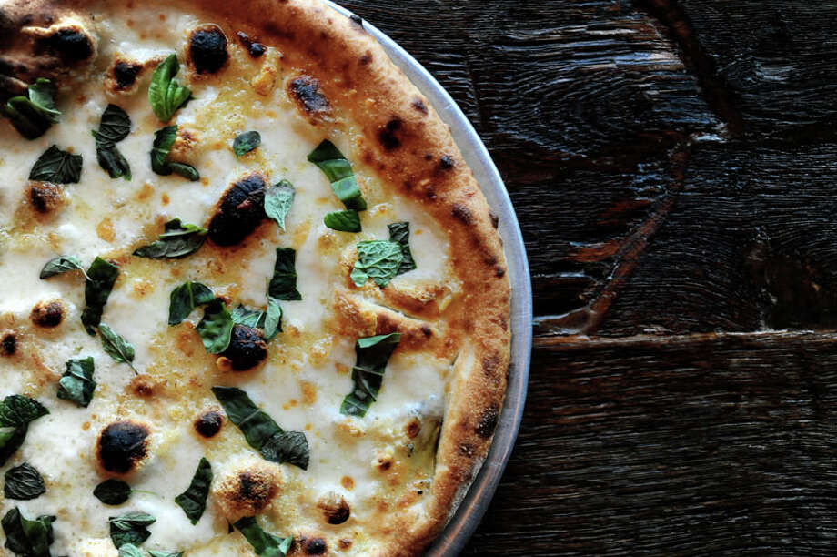40.Coppa Ristorante Cuisine: Italian Dish: Neapolitan-inspired pizza Entree price range: $$-$$$ Where: 5555 Washington Phone: 713-426-4260 Website: copparistorante.com Read Alison Cook's review of Coppa Ristorante. Photo: Debora Smail, Special To The Chronicle / Coppa