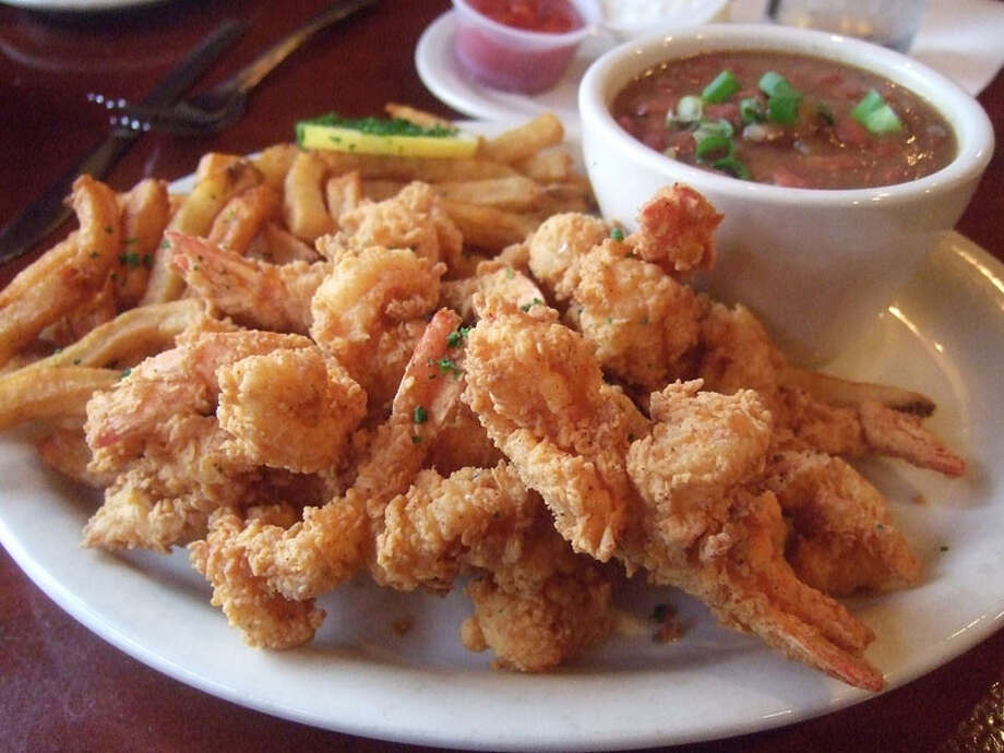 69. Danton's Gulf Coast Seafood Kitchen Cuisine: seafood Dish: fried shrimp Entree price range: $$ Where: 4611 Montrose Phone: 713-807-8883 Website: dantonsseafood.com Read Alison Cook's review of Danton's Gulf Coast Seafood Kitchen. / DirectToArchive