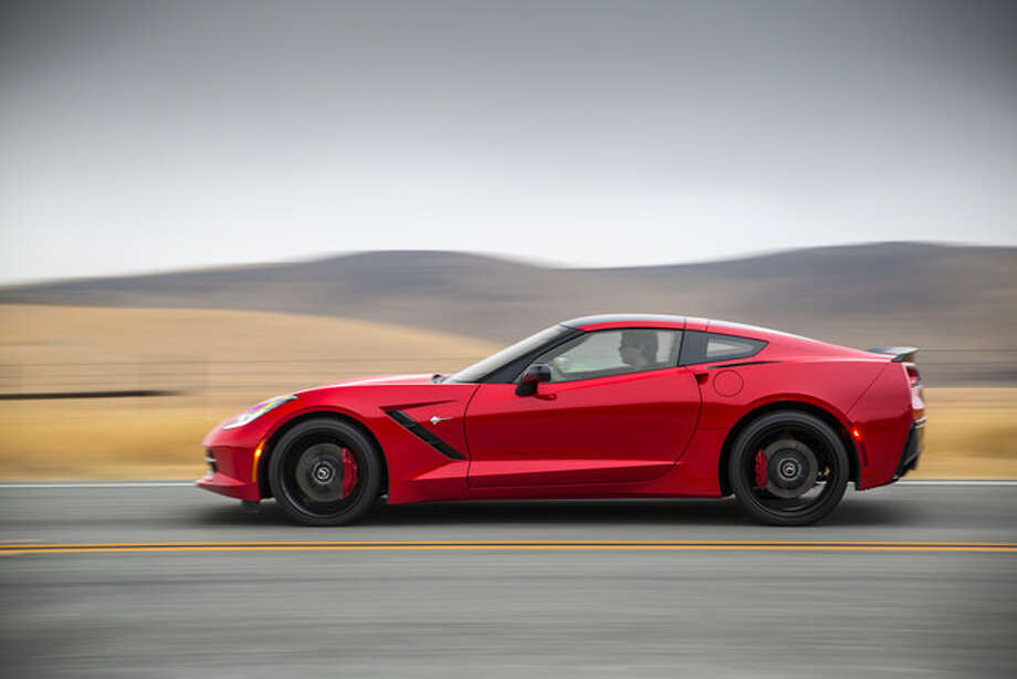You could buy the new Corvette Stingray. Actually, you could buy two for the winning price. The new sports car costs $53,000 for the base model.