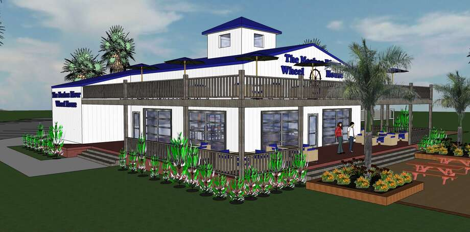 Developers of the Wheelhouse restaurant envision something like Stingarees restaurant on Crystal Beach. The Wheelhouse restaurant is expected to open next spring on a 2.5 acre lot along the Neches River in Port Neches. Numerous city meetings were held to talk about the development, which city officials hope will attract business to the area. Photo: None