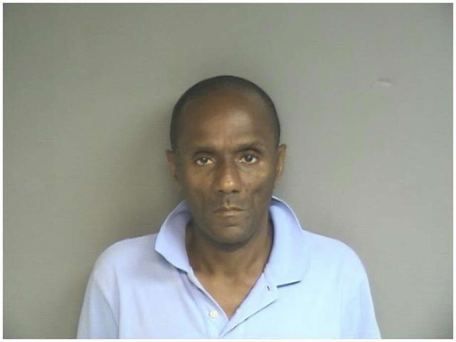Charles Hill, 53, of 20 Woodland Place, was charged Thursday with two counts of second-degree burglary, fourth-degree larceny, sixth-degree larceny as well as possession of burglars tools and interfering with police. Photo: Contributed Photo