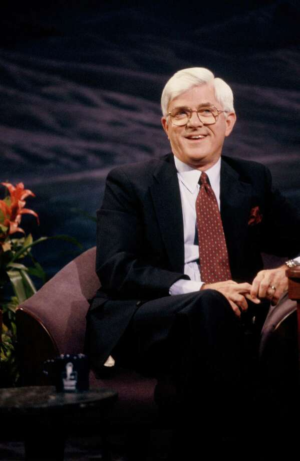 Phil Donahue, Larry (3 episodes, 1999) Photo: Wendy Perl, - / © NBC Universal, Inc..