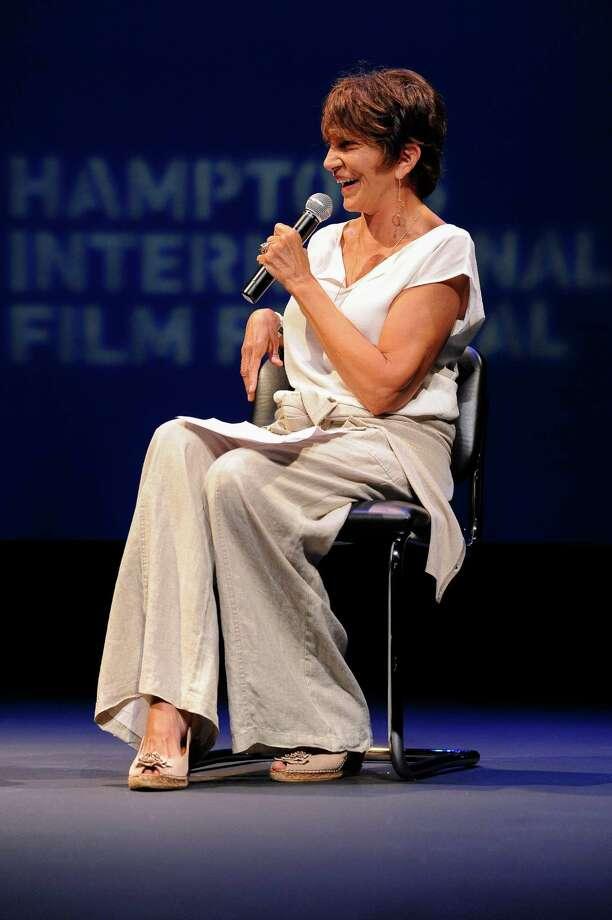 Mercedes Ruehl, pictured in 2013. Photo: Matthew Eisman, - / 2013 Getty Images