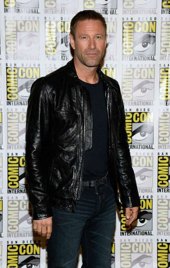 Aaron Eckhart, pictured in 2013. Photo: Ethan Miller, - / 2013 Getty Images