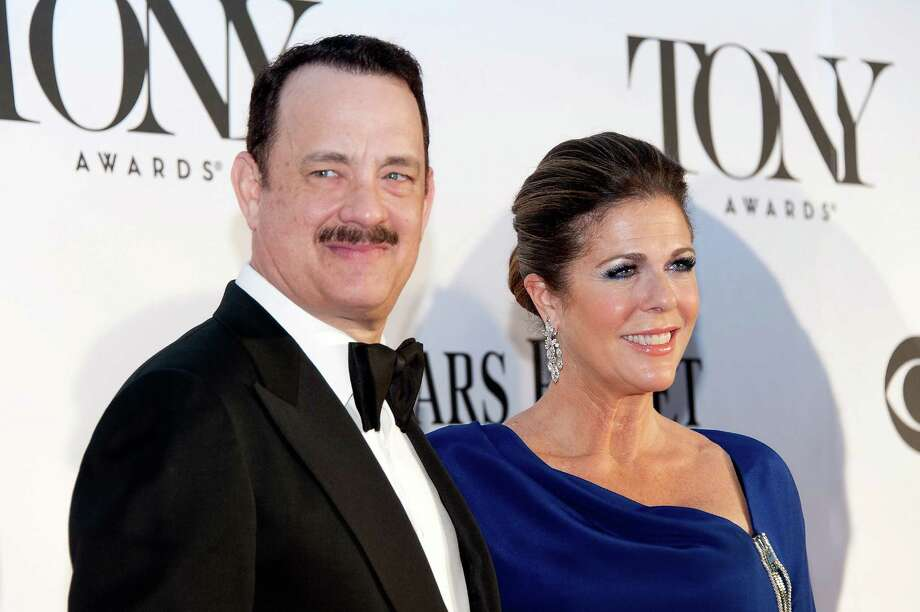 Rita Wilson, pictured in 2013 with husband Tom Hanks. Photo: D Dipasupil, - / 2013 D Dipasupil