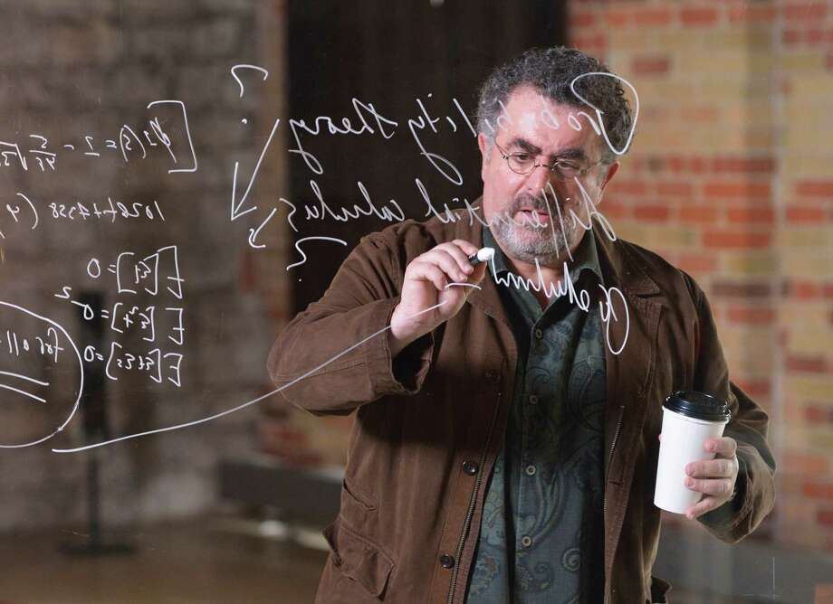 Saul Rubinek, pictured in 2012. Photo: Syfy, - / 2013 Syfy Media, LLC