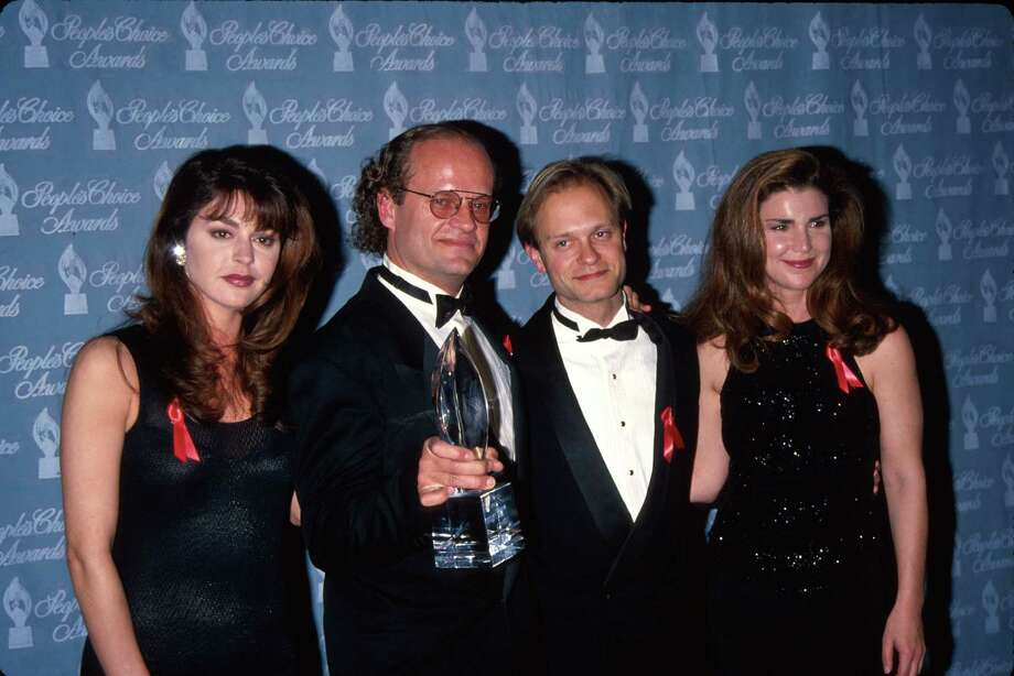 "Twenty years ago, ""Frasier"" gave the nation a taste of an exotic, neurotic Seattle. Take a look back at the tossed salads and scrambled eggs who made up the cast. Photo: Kevin Winter, - / Time Life Pictures"