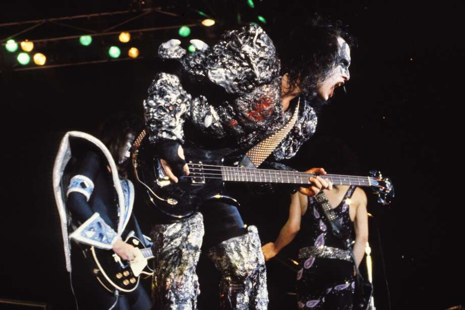KISS 1979 at the Summit, I was 11. Johnny Photo: Steve Jennings, WireImage