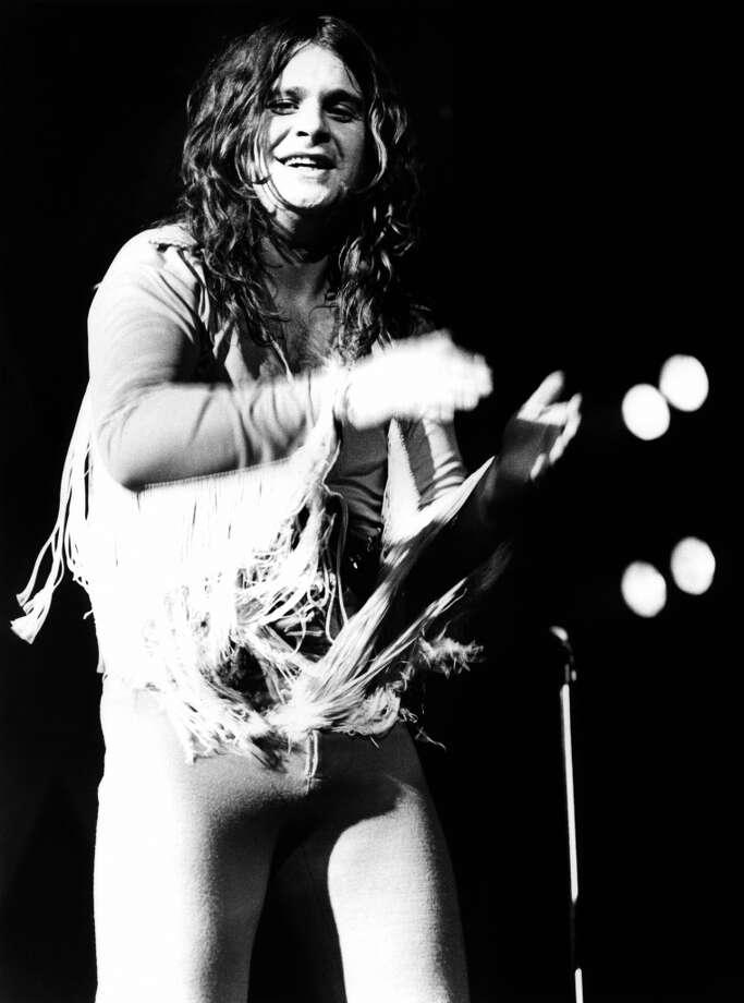 Black Sabbath & Van Halen…Music Hall 1978  Rebel Photo: Gus Stewart, Redferns