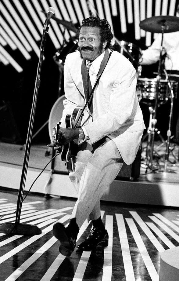 Chuck Berry Fairgrounds Arena in OKC, Tickets $3,$4,$5  RG Photo: AP